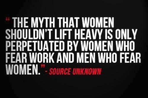 Do men fear strong women