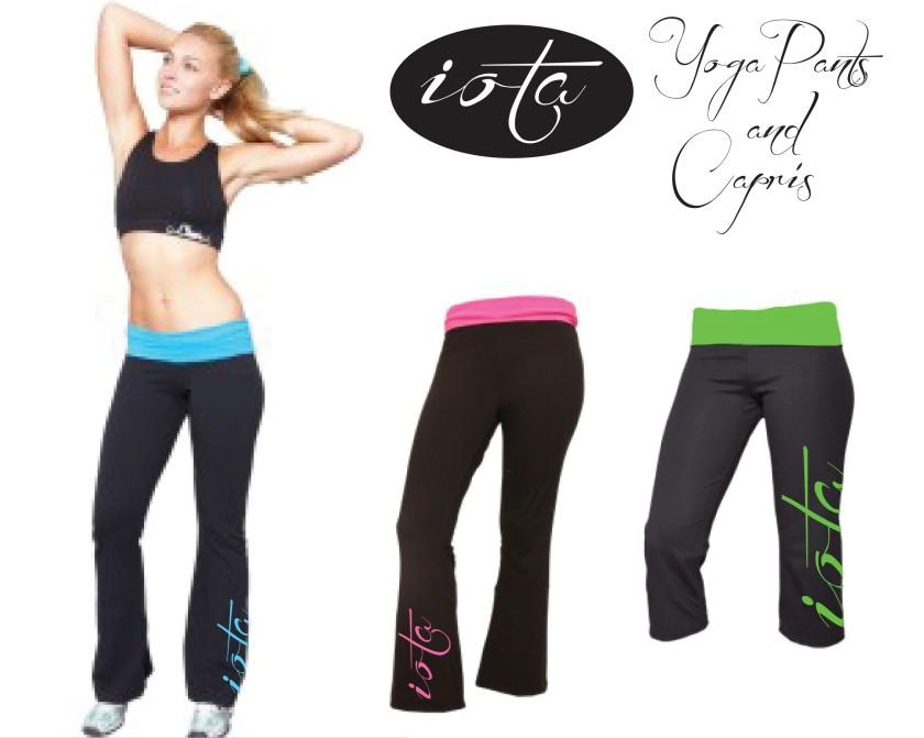 Girls Yoga Pant