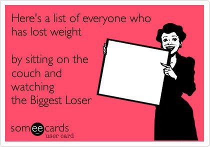 biggest looser