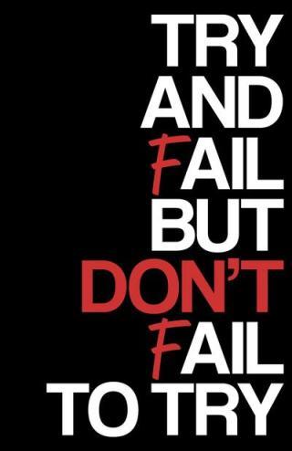 dont fail